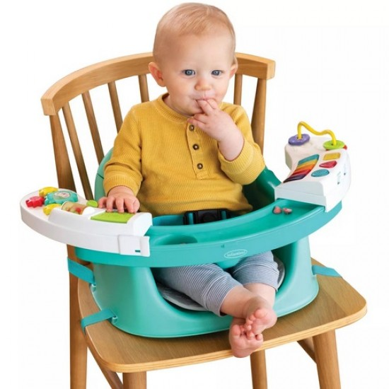 Ghế ngồi cho bé - Music & Lights 3-in-1 Discovery Seat & Booster