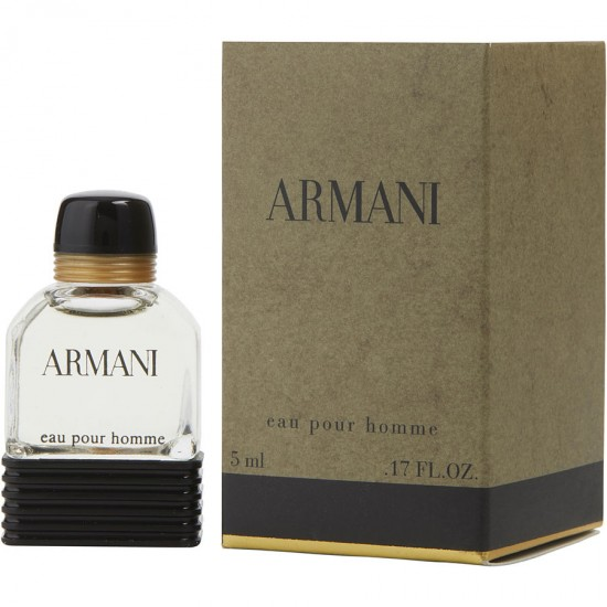Armani Mini (Eau De Toilette)  0.17oz (5ml)